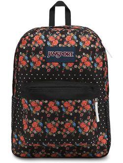Superbreak Backpack - Floral Dot