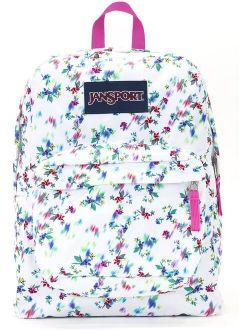 Superbreak Backpack - Multi White Floral Haze