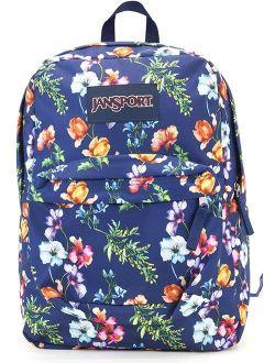 Superbreak Backpack - Multi Navy Mountain Meadow