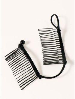 Bead Decor Hair Pin