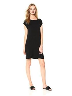 - Daily Ritual Women's Supersoft Terry Muscle Tee Dress