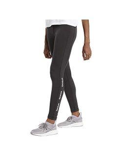 Women's Training Essentials Linear Logo Leggings