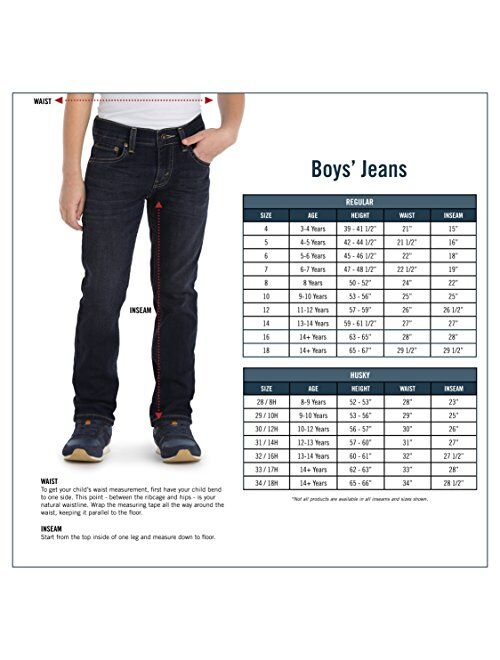 Signature by Levi Strauss & Co. Gold Label. Big Boys' Athletic Recess
