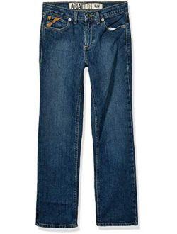 Boy's B5 Slim Fit Bootcut Jean