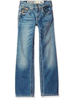 Boys' Big B5 Slim Fit Straight Leg Jean