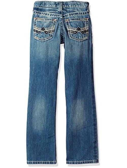 Ariat Boys' Big B5 Slim Fit Straight Leg Jean