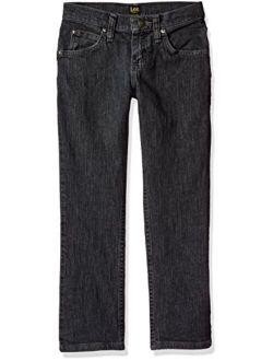 Boys' Big Slim Fit Straight Leg Jean