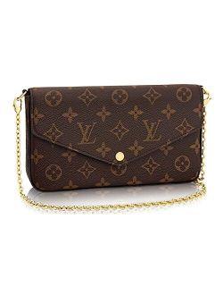 Monogram Canvas Pochette Felicie Wallets Handbag Clutch Article:m61276