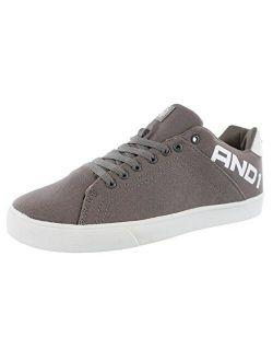 Mens Fundamental Low Skate Casual Shoe