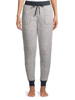 Grey Stone Sherpa Ankle Pants