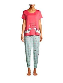 Women's and Women's Plus Pajama Set