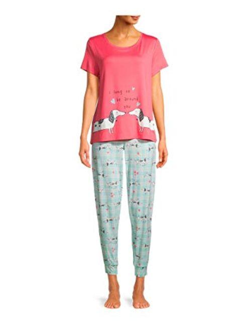 Secret Treasures Women's and Women's Plus Pajama Set