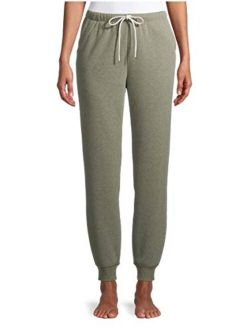 Green Heather Jogger Lounge Sleep Pants