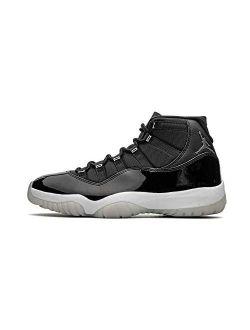 Jordan Men's 11 Retro Jubilee 25th Anniversary Black/Multi-Color (CT8012 011) -
