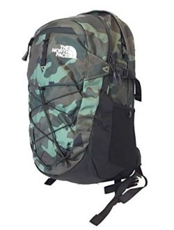 Borealis Unisex Outdoor Backpack, Olive Green Camo (bright Olive Green Camo)