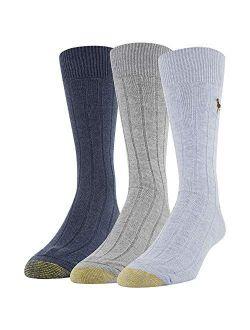 Men's Hampton Socks, 3 Pairs
