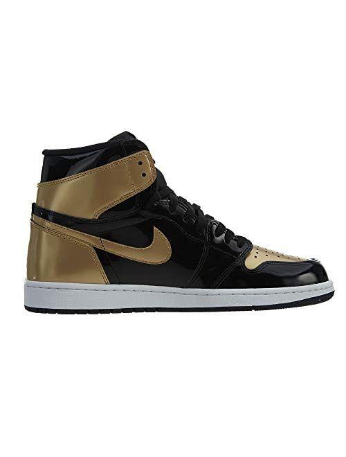 """Air Jordan 1 Retro High OG NRG """"Gold Toe"""" - 861428 007 Sneakers"""