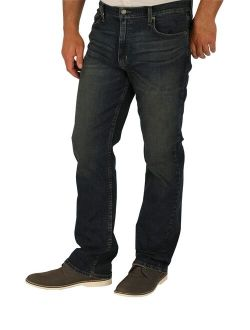 Men's Bootcut Fit Jean With Flex