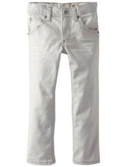 Little Boys' Dungarees Skinny Straight Leg Jeans