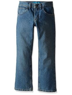 Boys' Premium Select Fit Straight Leg Jean