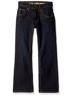 Boys' Little X-treme Comfort Regular Fit Straight Leg Jean