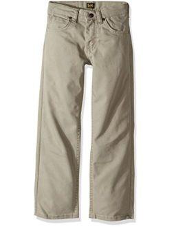Boys' Little Premium Select Regular Fit Straight Leg Jean