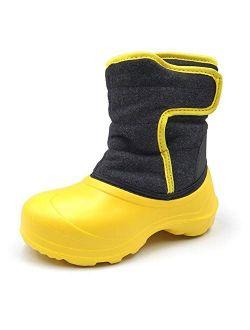 Boy Outdoor Winter Boots Girl Snow Shoes Waterproof For Little Kids/big Kids