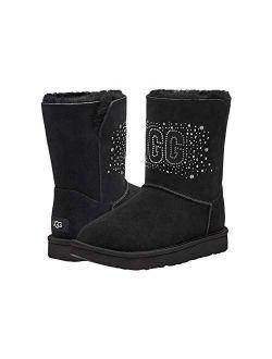 Women's Classic Bling Short Fashion Boot
