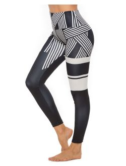 High Waist Yoga Pants For Women.