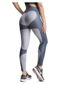 Women's High Waist Yoga Leggings.