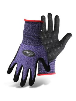 Boss Gloves 8444XS XS Guardian Angel Dotted Nitrile Knit Wrist Asst Colors