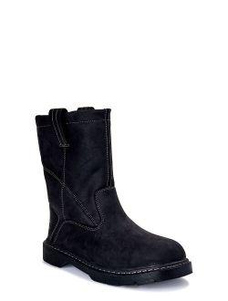 Men's Theo Steel Toe Wellington Boots