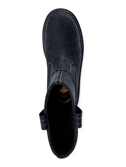 Herman Survivors Men's Theo Steel Toe Wellington Boots
