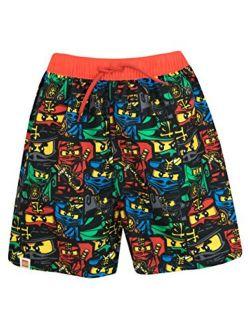 LEGO Ninjago Boys Ninjago Swim Shorts