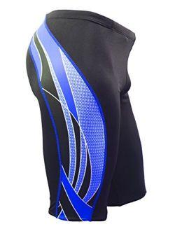 Adoretex Boys & Mens Side Wings Swimsuit Jammer