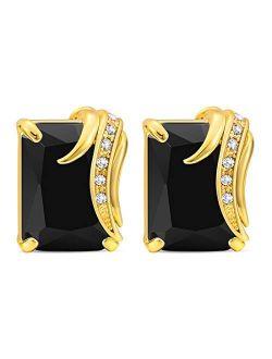 Cat Eye Jewels Mens Round Classic Cufflinks for Wedding Business Luxurious Tuxedo Formal Shirts Black Blue Red Cufflinks for Men Groom