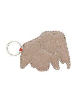 elephant key ring Sand