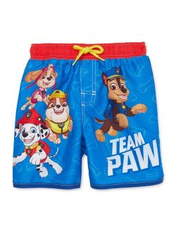 Paw Patrol Baby Toddler Boy Swim Trunks