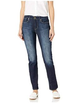 Gold Label Women's Totally Shaping Slim Straight Jeans