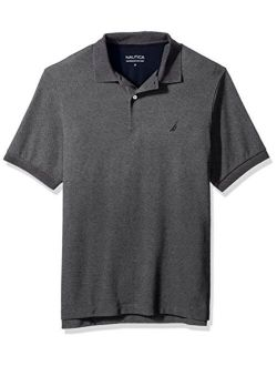 Men's Big And Tall Big & Tall Performance Classic Fit Deck Polo Shirt