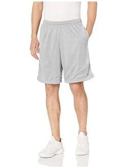Men's 9 Inch Mesh Short, C Logo