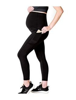 Movemama Women's Active Maternity Leggings with Pockets