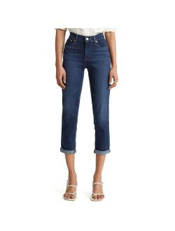 S Levi's® New Mid-rise Slim Boyfriend Jeans