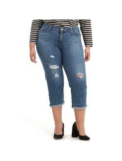 Ize Levi's® Tapered Mid-rise Boyfriend Jeans