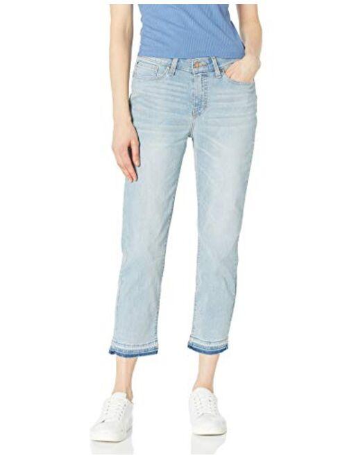 Signature by Levi Strauss & Co. Gold Label Women's Mid Rise Slim Boyfriend Jeans