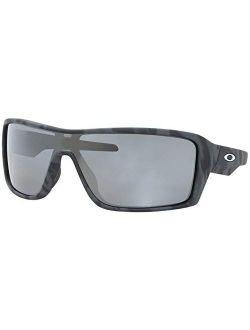 Ridgeline Frame Black Camo Lens: Prizm Black Iridium