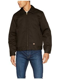Men's Big-tall Lined Eisenhower Jacket