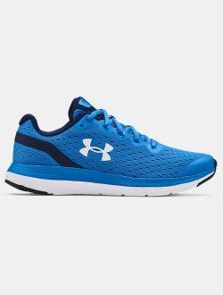 Grade School UA Charged Impulse Running Shoes