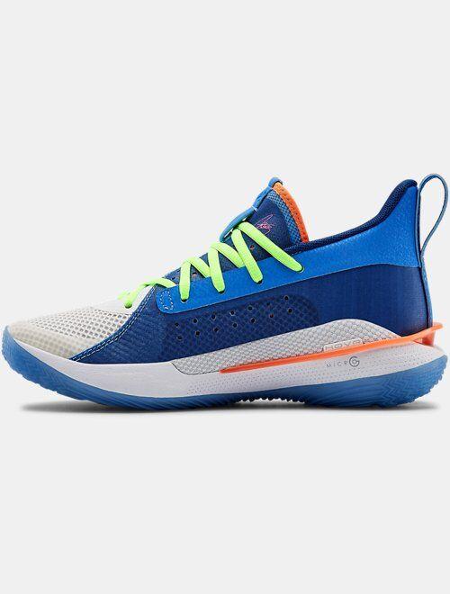Under Armour Kids' Grade School UA Curry 7 Basketball Shoes