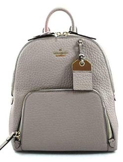Carter Mini Caden Leather Convertible Backpack